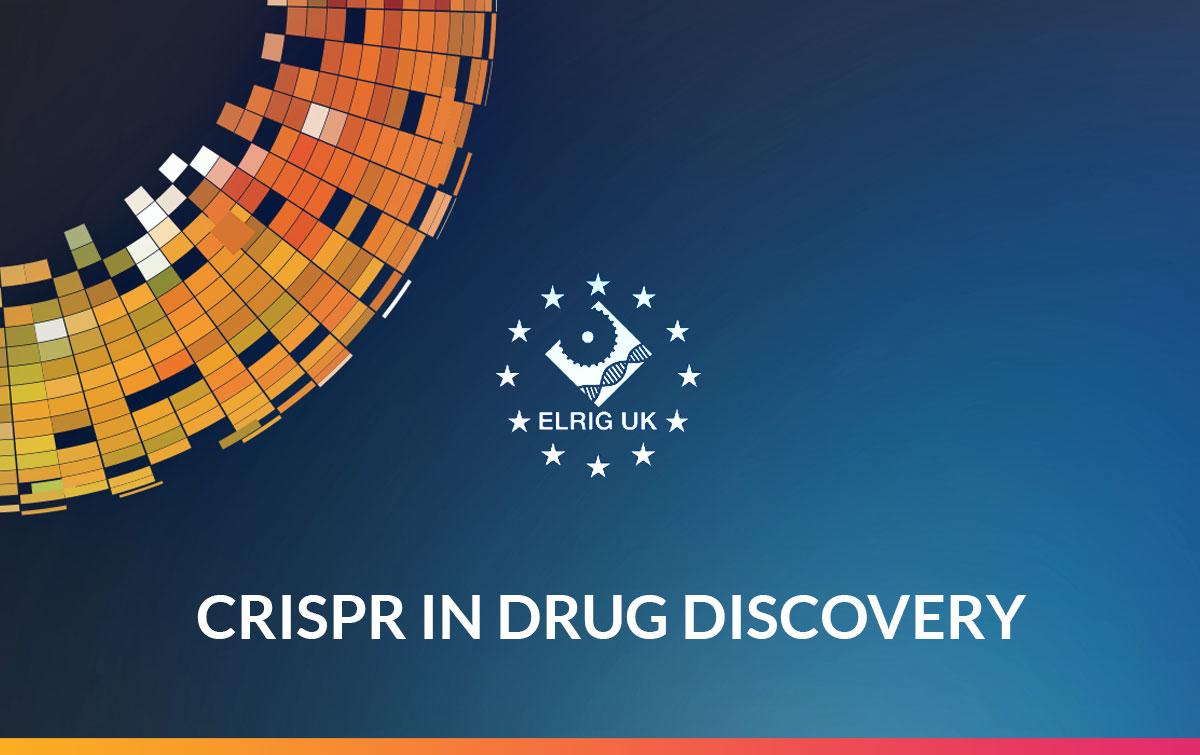 bit.bio talk at ELRIG CRISPR in drug discovery: CRISPR perturbation screening