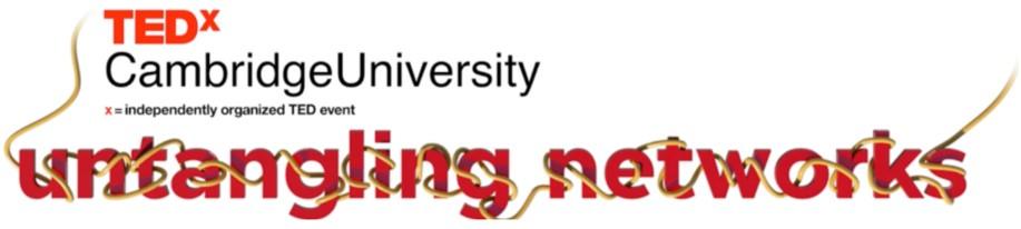 Tedxcambridgeuniversity Untangling Networks